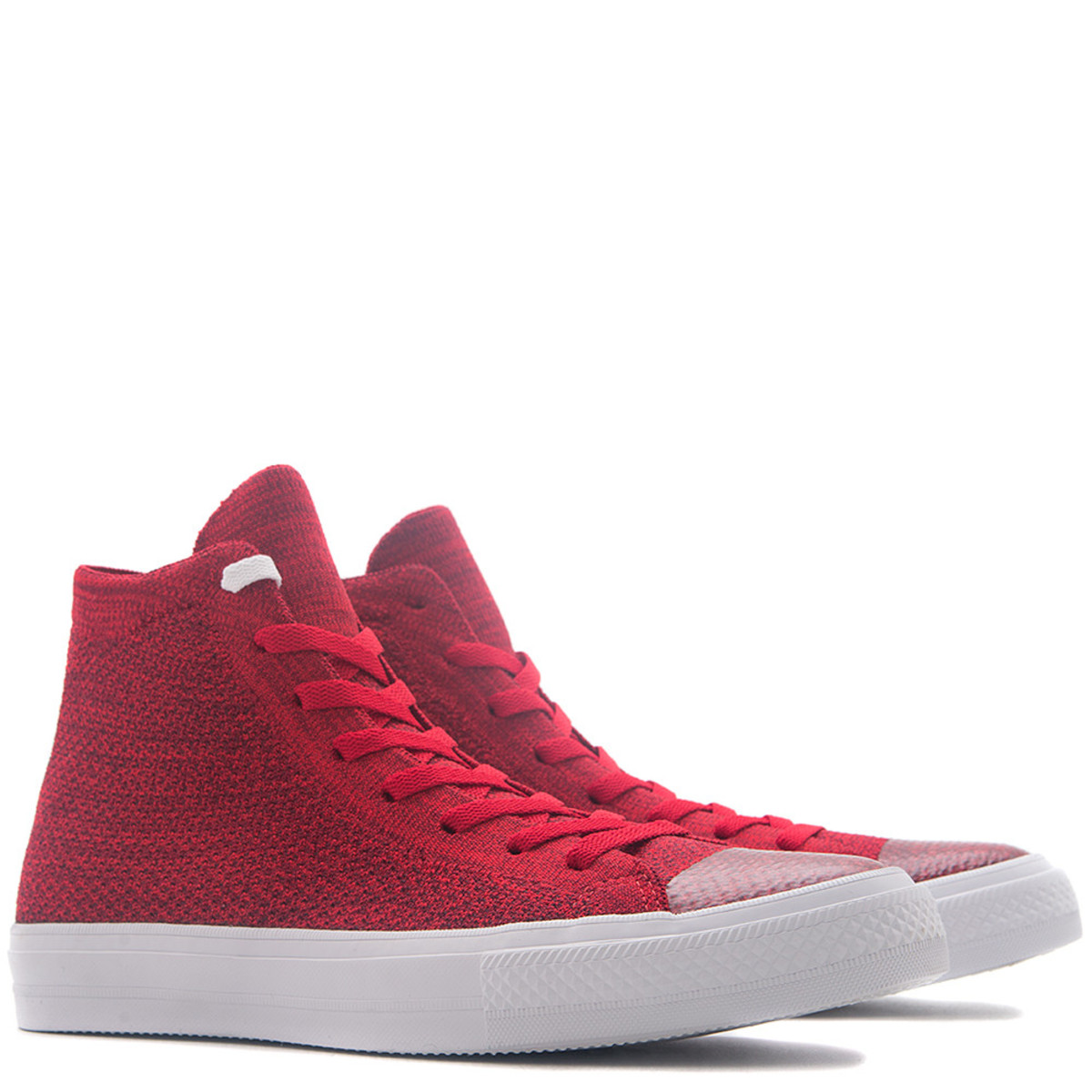 fa4a294cbaf CONVERSE CHUCK TAYLOR ALL STAR X FLYKNIT HIGH   RED