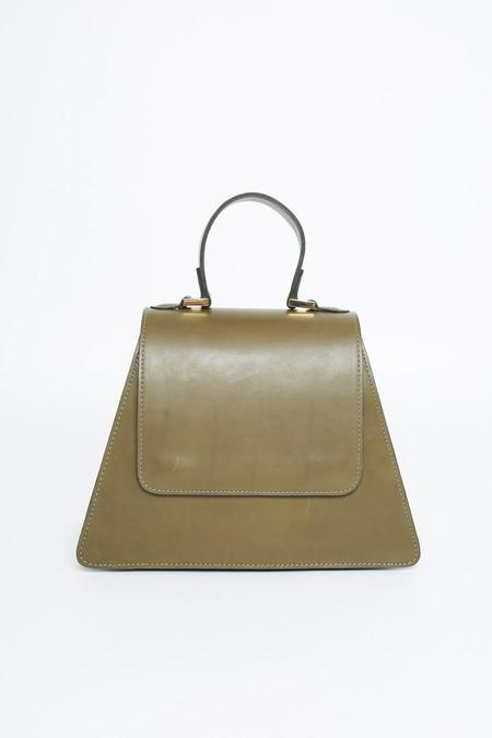 Ceri Hoover Kyle handbag in moss