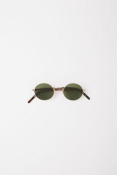 Oliver Peoples Metal Overstreet Sunglasses