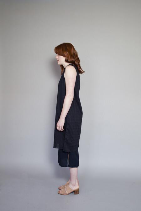 Jennifer Glasgow – Elevation Dress Dark Navy