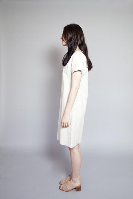 Ode to Sunday Cecilia Dress Cream