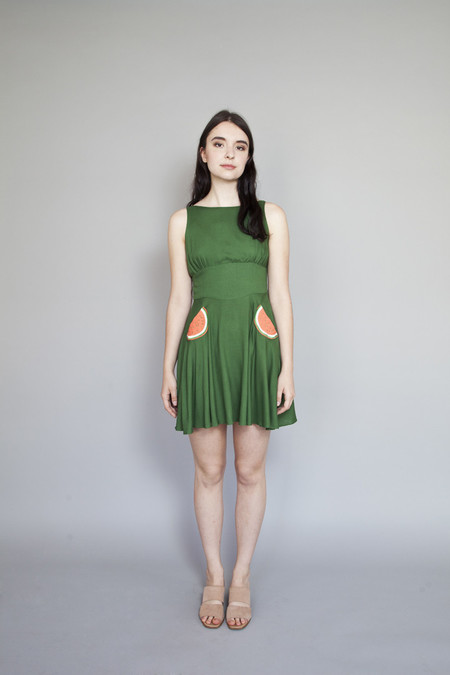 Samantha Pleet – Welkin Dress