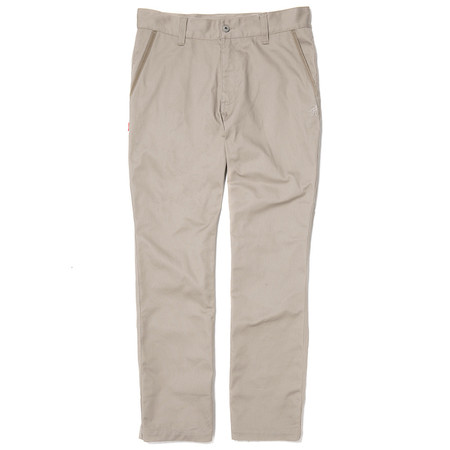 FUCT SSDD GENERAL CHINO TROUSERS - BEIGE