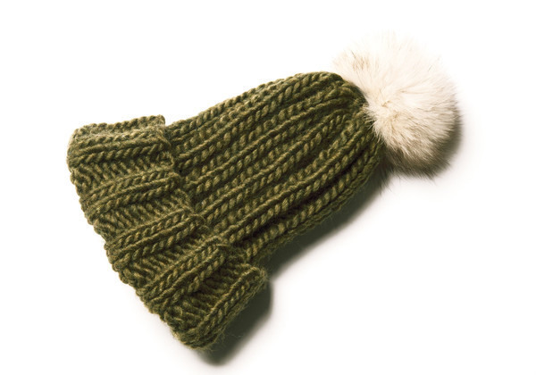 Headmistress, Knit Toque, Army (sold out)