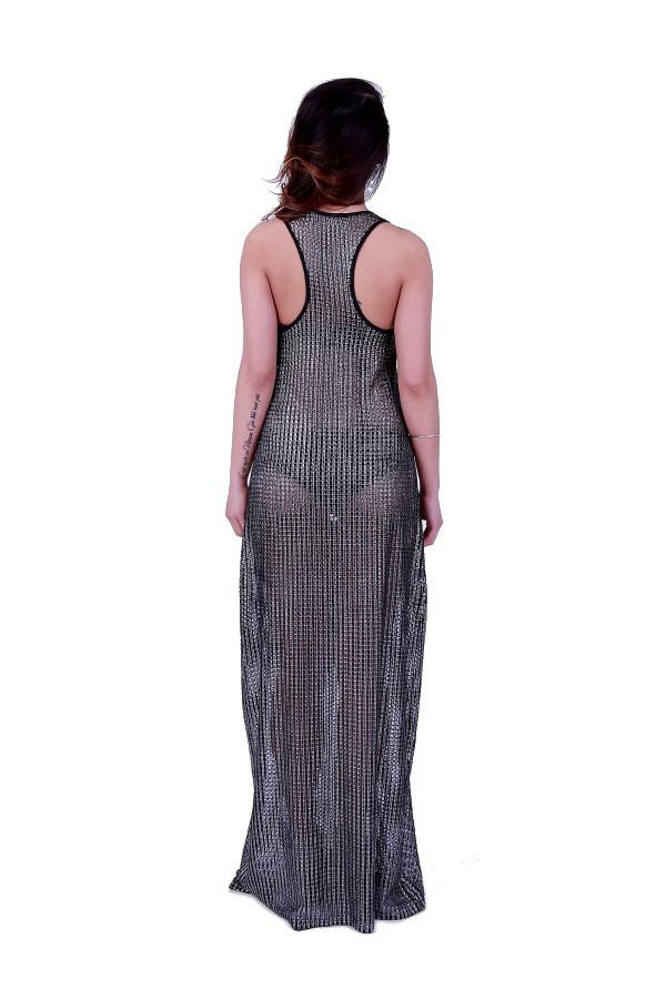 Ark & Co. Net Long Dress