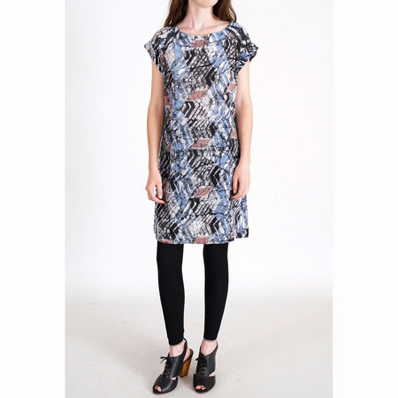 Osei Duro Deni Raglan Dress