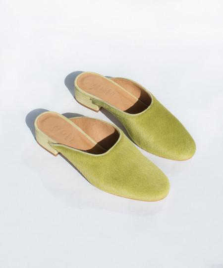 Paloma Wool Green Pia Shoe
