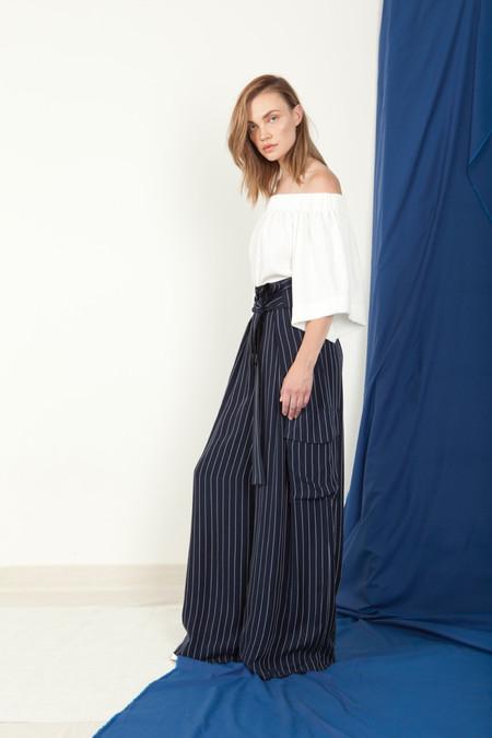 SCHAI Mag Trouser