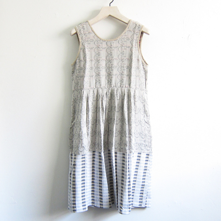 Ace + Jig Teasdale dress - filigree