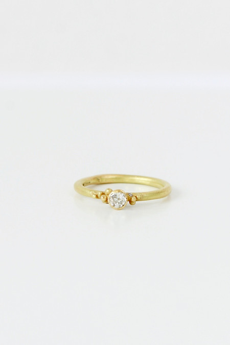 Ruth Tomlinson Diamond solitaire Ring