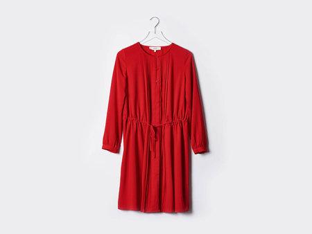 Vanessa Bruno Athé Pleated Dress