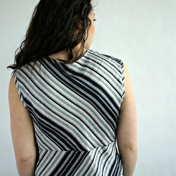 Nuthatch Bias Tank Dress