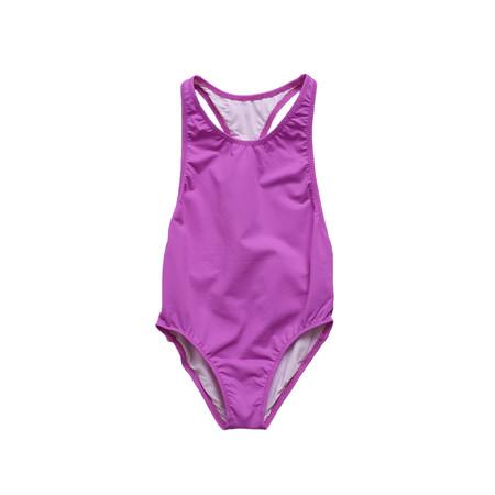 Kids Pacific Rainbow Sacha Swimsuit - Fushia