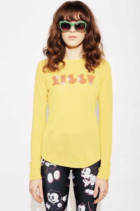 Replica Ziggy Sweater Top - Dandelion