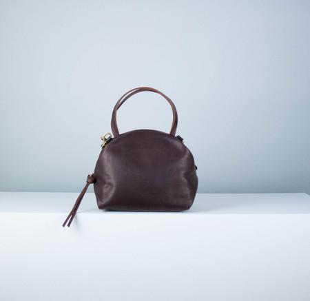 Eleven Thirty Katie Large Shoulder Bag: Bordeaux