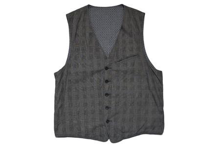 Engineered Garments Reversible Vest