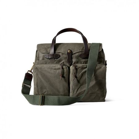 24-Hour Tin Briefcase Otter Green