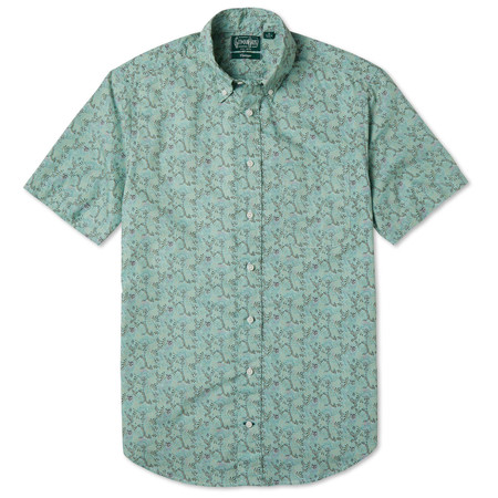 Gitman Vintage Chartreuserie Shirt