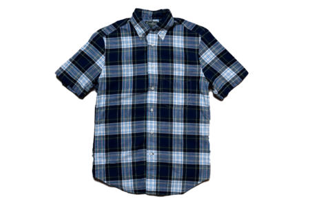 Gitman Vintage Daywatch Madras Check Shirt