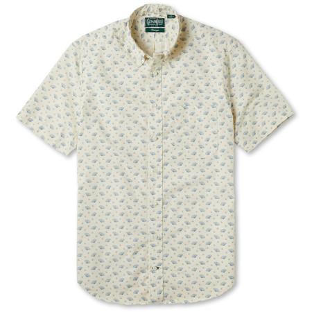Gitman Vintage Petit Fan Shirt