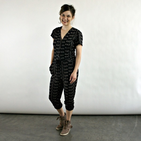 Wallace Jumpsuit by Dagg & Stacey