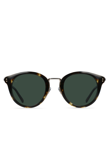 Potrero Sunglasses- Tortoise/Japanese Gold