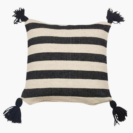 Territory Design Wool Striped Ancho Pillow