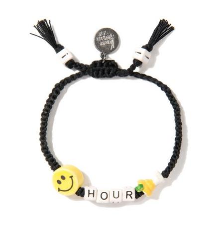 Venessa Arizaga Happy Hour Bracelet in Black