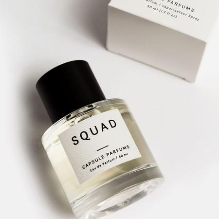 capsule perfume squad fragrance
