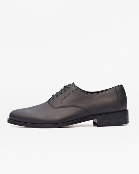 Nisolo Calano Oxford Black/Black 5 for 5