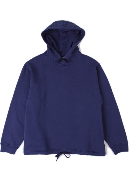 Our Legacy Open Hood Polar Blue Splash Print