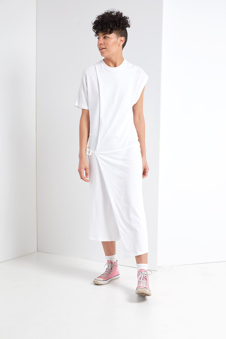 Reality Studio Yasur Dress (White)