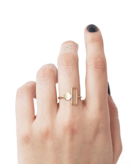 One Six Five Blake Ring
