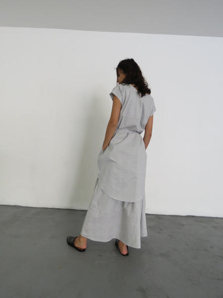 KOWTOW ROAD TRIP DRESS - GRIDLINES