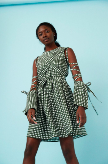 WILLIAM OKPO CAIRO PIANO DRESS