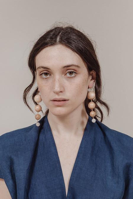 Sophie Monet The Trevi Earrings