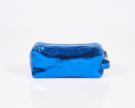Tracey Tanner Travel Case Cobalt Foil