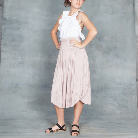 Ulla Johnson Akani Pleated Skirt