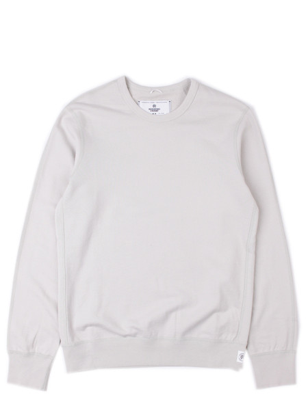 Reigning Champ Lightweight Terry Long Sleeve Crewneck Dust