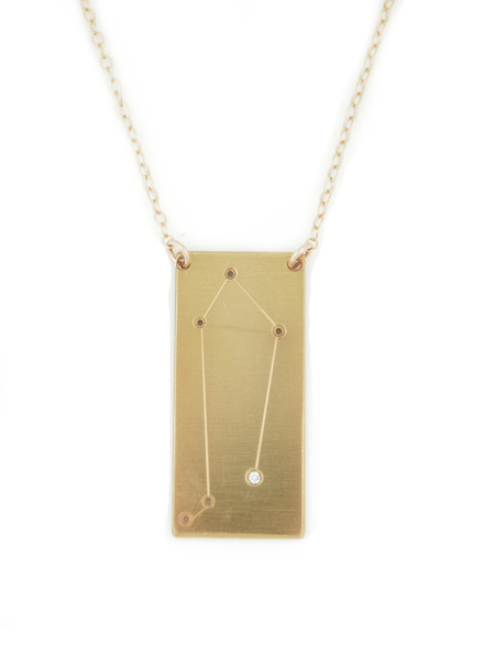 Thatch Libra Necklace