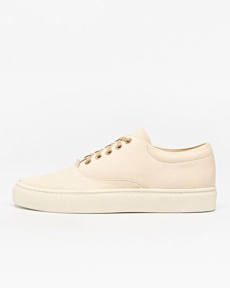 Nisolo Elayna Sneaker Latte 5 for 5