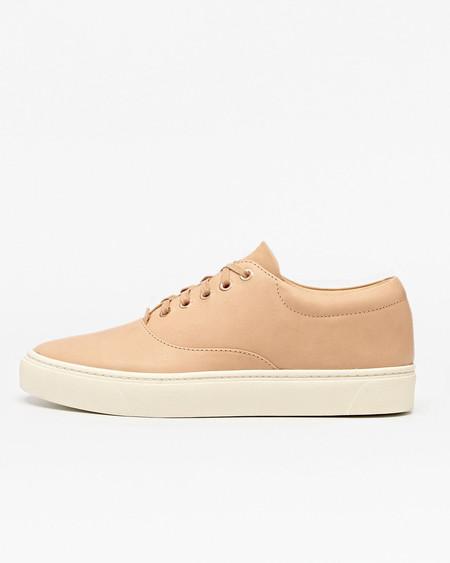 Nisolo Elayna Sneaker Natural Vachetta 5 for 5