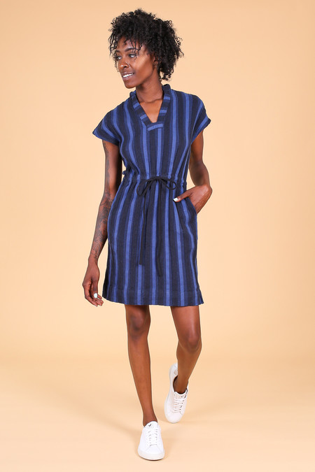 Ace & Jig Atwood dress in lunar
