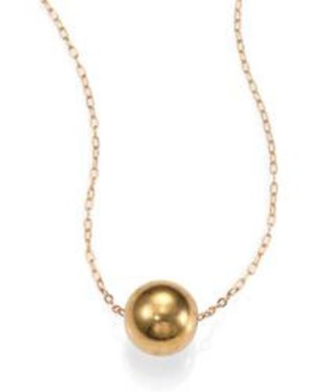 Etten Eller Floating Pearl (Brass)