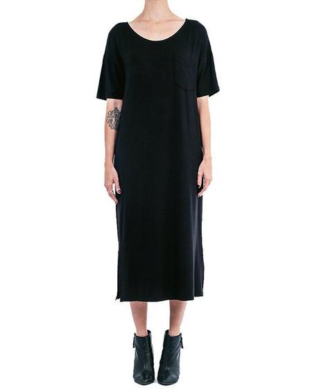 Ménage À Deux No05 Long Dress Black
