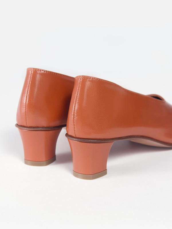 Martiniano High Glove Rust