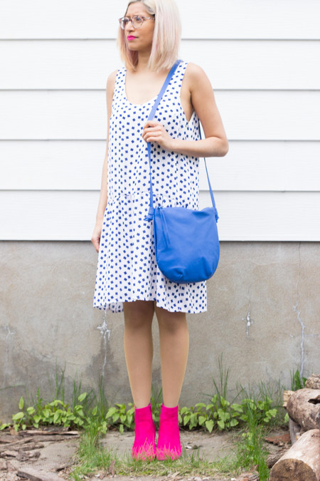Erin Templeton BYOB Bag - Royal Blue