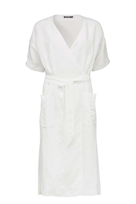 Tiger of Sweden Geeta Dress - White