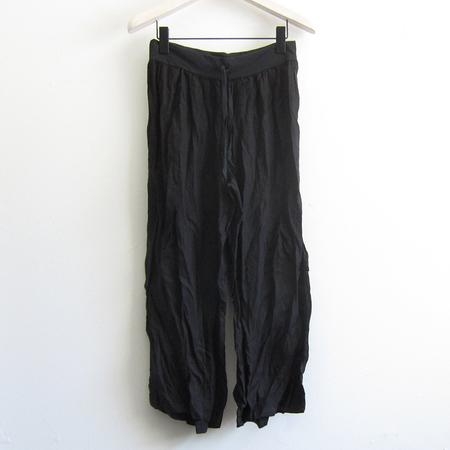 Flax Designs Urban Crop pant - black