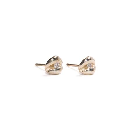 Winden Kiss Diamond Earring